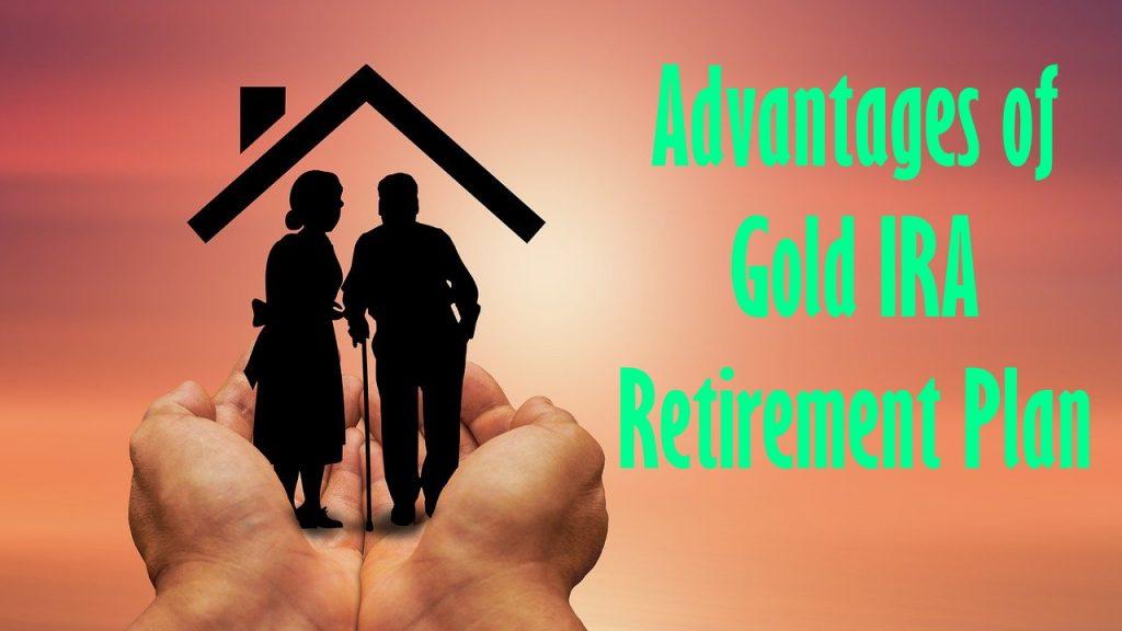 Advantages of gold ira